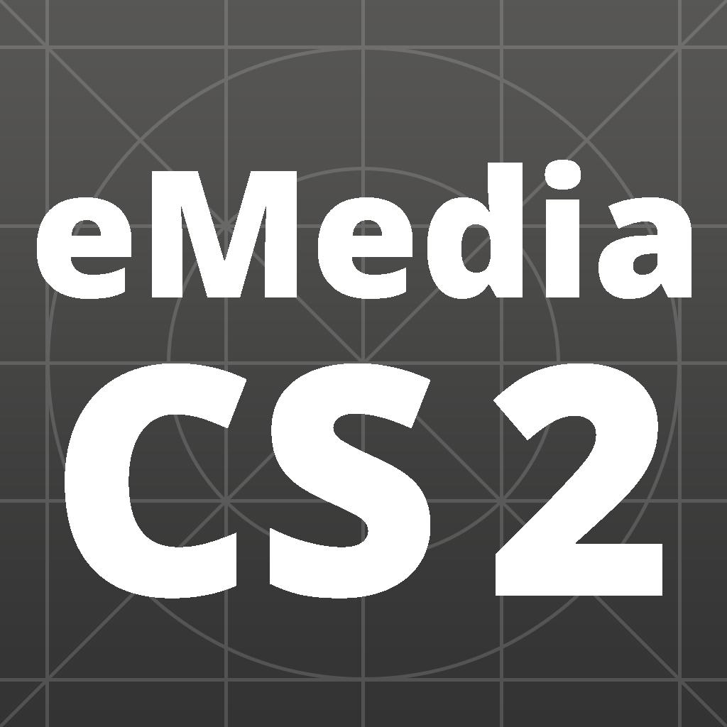 eMedia CS2 logo